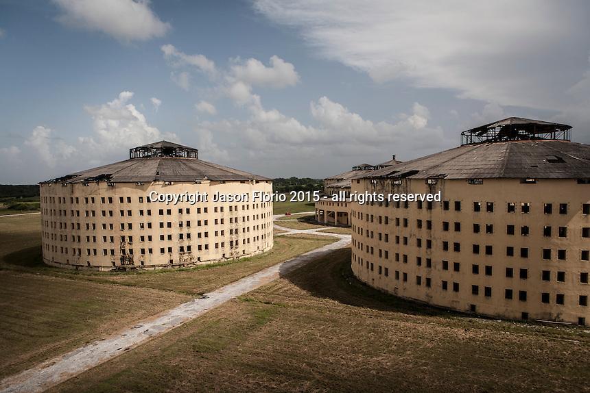 Cuba S Presidio Modelo A Panopticon Prison Florio Photo