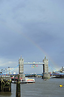Tower Bridge  - 29.07.2012 - Jeux Olympiques 2012 - Londres..Photo : Amandine Noel / Icon Sport