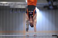 TURNEN: HEERENVEEN: 09-07-2016, Sportstad Heerenveen, Kwalificatiewedstrijd OS turnen, Casimir Schmidt, ©foto Martin de Jong