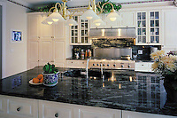 High Quality Kitchen With Specialty Lighting