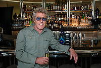 AUG 11 Roger Daltrey launches his Champagne at MR CHOW