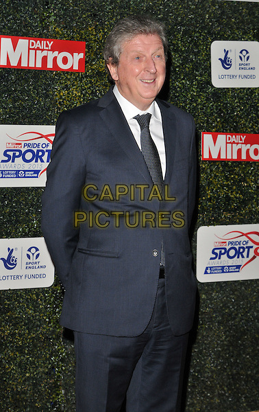 Roy Hodgson attends the Daily Mirror Pride of Sport Awards 2015, Grosvenor House Hotel, Park Lane, London, England, UK, on Wednesday 25 November 2015. <br /> CAP/CAN<br /> &copy;Can Nguyen/Capital Pictures