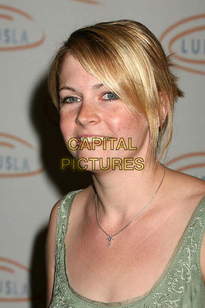 "MELISSA JOAN HART.Lupus LA's ""Love, Light and Laughter"" Fundraiser 2007 at the Beverly Hills Hotel, Beverly Hills, California, USA..May 8th, 2007.headshot portrait .CAP/ADM/BP.©Byron Purvis/AdMedia/Capital Pictures"