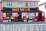 Horans Fruit and Veg shop Listowel Town.
