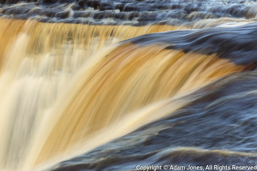 Tahquamenon Falls, Tahquamenon Falls State Park, Whitefish, Michigan, Upper Peninsula of Michigan