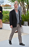 Christopher Nolan at the photocall for &quot;Rendez-Vous with Christopher Nolan&quot; at the 71st Festival de Cannes, Cannes, France 12 May 2018<br /> Picture: Paul Smith/Featureflash/SilverHub 0208 004 5359 sales@silverhubmedia.com
