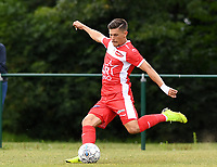20190717 - LICHTERVELDE , BELGIUM : Mouscron's Alessandro Ciranni pictured during a friendly game between KSV Roeselare and Royal Excelsior Mouscron Moeskroen during the preparations for the 2019-2020 season , Wednesday 17 July 2019 ,  PHOTO DAVID CATRY | SPORTPIX.BE