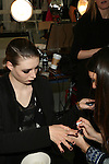 Mercedes-Benz New York Fashion Week Autumn/Winter 2013 - Backstage Porsche Designs Presentation Held at Center 548, NY  2/9/13