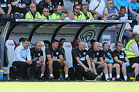 West Bromwich Albion Head Coach Slaven Bilić<br /> during Derby County vs West Bromwich Albion, Sky Bet EFL Championship Football at Pride Park Stadium on 24th August 2019