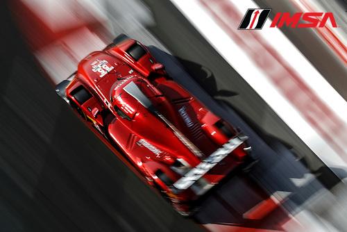 #55 Mazda Team Joest Mazda DPi, P: Jonathan Bomarito, Harry Tincknell