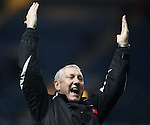 Terry Butcher at full-time
