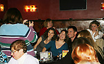 All My Children - Aiden Turner and Alicia Minshew perform for their fans on November 22, 2008 with photos, meet and greet and Q and A at the Brokerage Comedy Club and Vaudeville Cafe in Bellmore, New York. (Photo by Sue Coflin/Max Photos).