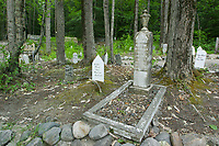 Cemetery, Skagway, Alaska