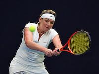 Hilversum, The Netherlands, March 10, 2016,  Tulip Tennis Center, NOVK, Carole Beelen<br /> Photo: Tennisimages/Henk Koster