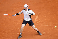 Andy Murray, Great Britain, during Madrid Open Tennis 2016 Semifinal match.May, 7, 2016.(ALTERPHOTOS/Acero) /NortePhoto.com