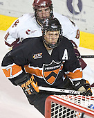 (Brett Motherwell) Darroll Powe - Boston College defeated Princeton University 5-1 on Saturday, December 31, 2005 at Magness Arena in Denver, Colorado to win the Denver Cup.  It was the first meeting between the two teams since the Hockey East conference began play.