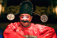 Comedian performs in a drama - Chengdu, China in Sichuan Province