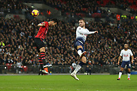 Photographer Rob Newell/CameraSport<br /> <br /> The Premier League - Tottenham Hotspur v Southampton - Wednesday 5th December 2018 - Wembley Stadium - London<br /> <br /> World Copyright &copy; 2018 CameraSport. All rights reserved. 43 Linden Ave. Countesthorpe. Leicester. England. LE8 5PG - Tel: +44 (0) 116 277 4147 - admin@camerasport.com - www.camerasport.com