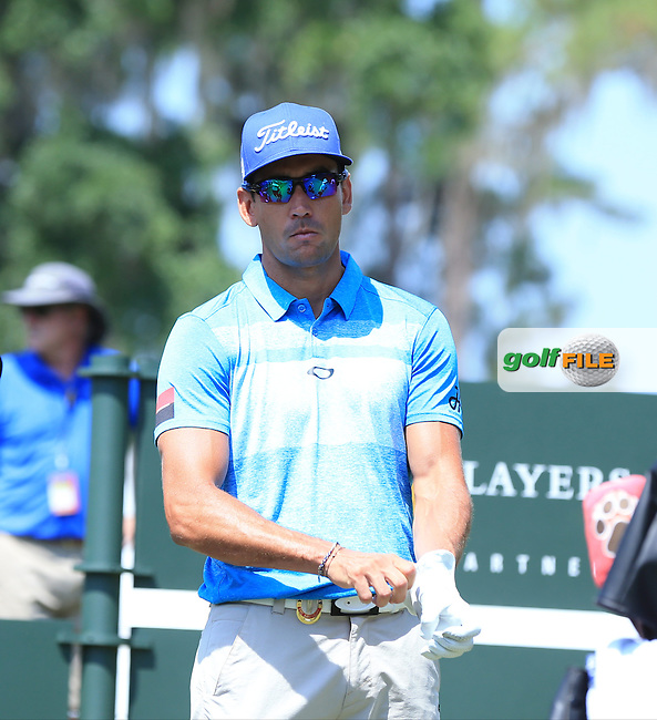 Rafa Cabrera Bello (SPN)  during the Second Round of The Players, TPC Sawgrass, Ponte Vedra Beach, Jacksonville.   Florida, USA. 13/05/2016.<br /> Picture: Golffile | Mark Davison<br /> <br /> <br /> All photo usage must carry mandatory copyright credit (&copy; Golffile | Mark Davison)