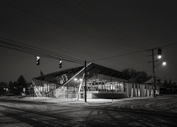 Martin Luther King Branch | Columbus Metropolitan Library | Moody Nolan