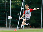 Mark Duffy during the training session at the Shirecliffe Training complex, Sheffield. Picture date: June 27th 2017. Pic credit should read: Simon Bellis/Sportimage