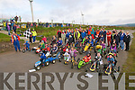 Family Fun Day: Young drivers taking part in the family fun day at Kilflynn Hotrod Track on  Sunday