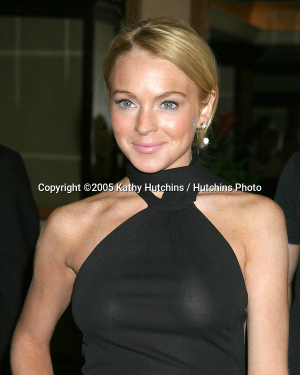 Lindsay Lohan.12th Annual Race to Erase MS.Beverly Hills, CA.April 22, 2005.©2005 Kathy Hutchins / Hutchins Photo.