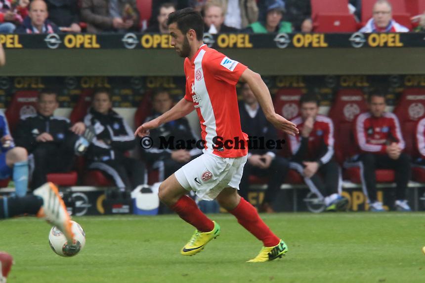 Yunus Malli (HSV) - 1. FSV Mainz 05 vs. Hamburger SV, Coface Arena, 34. Spieltag