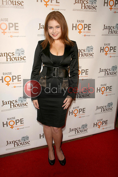 Renee Olstead<br />at the Raise Hope for the Congo Hollywood Event. Janes House, Los Angeles, CA. 06-28-09<br />Dave Edwards/DailyCeleb.com 818-249-4998