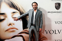 Spanish actor Jordi Molla attends 'Venuto Al Mondo' (Volver A Nacer) premiere at Capitol cinema. January 10, 2013. (ALTERPHOTOS/Caro Marin) /NortePhoto