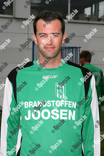2008-08-02 / Voetbal / Seizoen 2008-2009 / FC Exc Kaart / Kenneth Jervis..Foto: Maarten Straetemans (SMB)