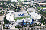 1309-22 3509<br /> <br /> 1309-22 BYU Campus Aerials<br /> <br /> Brigham Young University Campus, Provo, <br /> <br /> Lavell Edwards Stadium, LES, BYU Football<br /> <br /> September 6, 2013<br /> <br /> Photo by Jaren Wilkey/BYU<br /> <br /> &copy; BYU PHOTO 2013<br /> All Rights Reserved<br /> photo@byu.edu  (801)422-7322