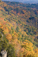 Delaware Valley and River, Kittatiny Mountain, Appalachin Trail, New Jersey