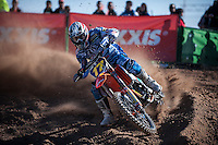 Butron at Spanish Motocross Championship at Albaida circuit (Spain), 22-23 February 2014