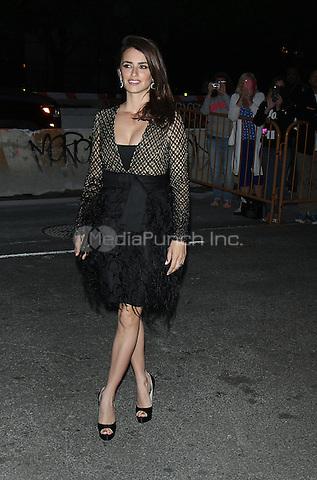 NEW YORK, NY-May 24: Penelope Cruz at a screening of  Oscilloscope's Ma ma at the Landmark Sunshine Cinema in New York. NY May 24, 2016. Credit:RW/MediaPunch