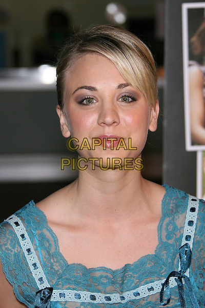 "KALEY CUOCO.""Standing Still"" Los Angeles Premiere - Arrivals held at the Arclight Cinemas, Hollywood, California, USA..April 10th, 2006.Photo: Zach Lipp/AdMedia/Capital Pictures.Ref: ZL/ADM.headshot portrait .www.capitalpictures.com.sales@capitalpictures.com.© Capital Pictures."