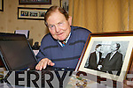Former Minister of State John O'Leary who is busy writing his memoirs for a book about his 31 years in the Da?il