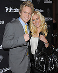Heidi Montag & Spencer Pratt at The Affliction Day of Reckoning MMA Fight in Anaheim, California on January 24,2009                                                                     Copyright 2008 Debbie VanStory/RockinExposures/RockinExposures