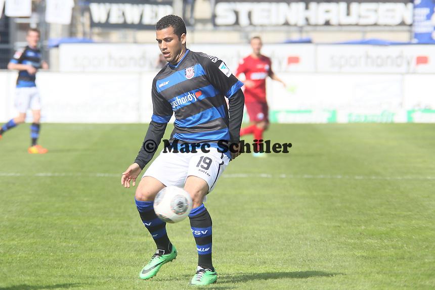 Andrew Wooten (FSV) - FSV Frankfurt vs. SC Paderborn 07, Frankfurter Volksbank Stadion