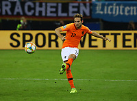 Daley Blind (Niederlande) - 06.09.2019: Deutschland vs. Niederlande, Volksparkstadion Hamburg, EM-Qualifikation DISCLAIMER: DFB regulations prohibit any use of photographs as image sequences and/or quasi-video.