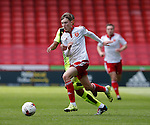 David Brooks of Sheffield Utd in action during the PDL U21 Final at Bramall Lane Sheffield. Photo credit should read: Simon Bellis/Sportimage