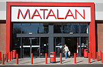 Matalan clothing store, Orwell Retail Park, Ranelagh Road, Ipswich, Suffolk, England