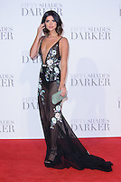 www.acepixs.com<br /> <br /> February 9 2017, London<br /> <br /> Lucy Mecklenburgh arriving at the UK Premiere of 'Fifty Shades Darker' at the Odeon Leicester Square on February 9, 2017 in London, United Kingdom. <br /> <br /> By Line: Famous/ACE Pictures<br /> <br /> <br /> ACE Pictures Inc<br /> Tel: 6467670430<br /> Email: info@acepixs.com<br /> www.acepixs.com