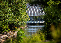 NWA Democrat-Gazette/JASON IVESTER <br /> Crystal Bridges Museum of American Art in Bentonville; photographed on Wednesday, Aug. 26, 2015