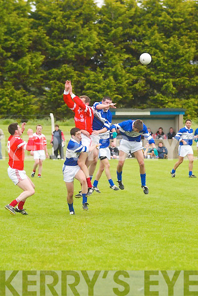 Shn Rngs v East Ky  Shannon Rangers v East Kerry in their County Championship first round meeting in Ballylongford on Sunday.