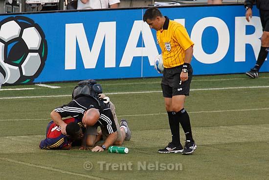 Freddy Adu. Real Salt Lake vs. FC Dallas.