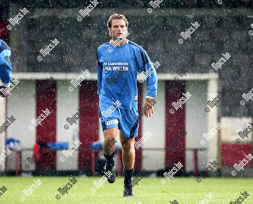 2009-07-19 / Seizoen 2009-2010 / Voetbal / Royal Kapellen FC / Gideon De Graaf..Foto: Maarten Straetemans (SMB)