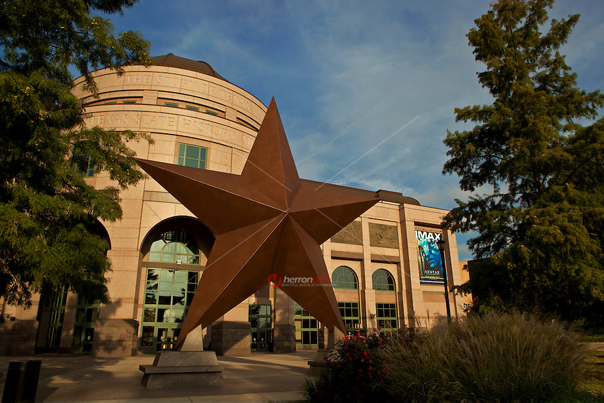 The Bob Bullock Texas State History Museum features Austin's only IMAX Theatre. This 400-seat, state-of-the-art theatre uses innovative IMAX technology to create the ultimate film experience. Unlike many IMAX theatres, ours is equipped with an IMAX projector that has both 2-D and 3-D capabilities. The Theatre can also show special films on a movie-quality 35mm projector.