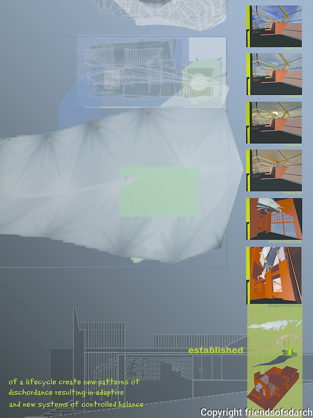 Blue Motif, Ltd. (Matthew Ellis and partners) submitted Cohabitation Systems for FSDA's ADU Competition 2004. Board 2.