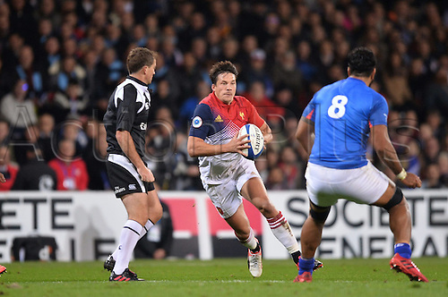 12.11.2016. Stadium Toulouse, Toulouse, France. Autumn International rugby match, France versus Samoa.  Francois Trinh Duc (fra)